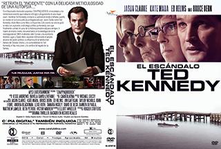 Chappaquiddick - El Escandalo de Ted Kenedy - Cover DVD